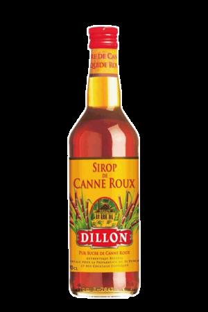 DILLON SUCRE DE CANNE ROUX 70CL