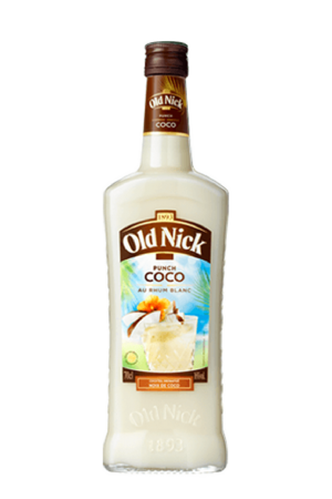 OLD NICK PUNCH COCO COCKTAIL 16° 70CL
