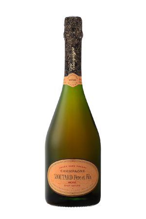 MOUTARD ROSE NATURE CHAMPAGNE 75CL