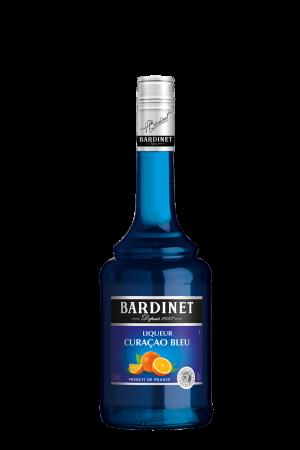 BARDINET CURACAO BLEU LIQUEUR 24° 70CL