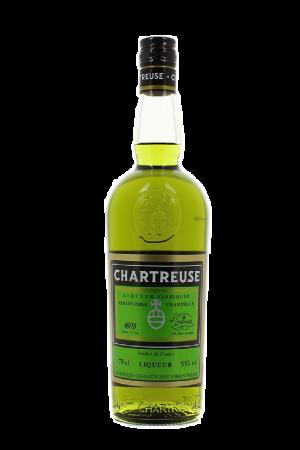 CHARTREUSE VERTE 55° 70CL