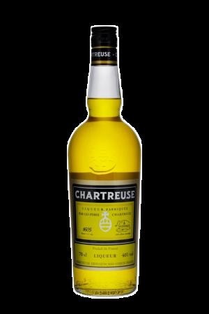 CHARTREUSE JAUNE 40° 70CL
