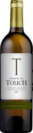 (Français) DOMAINE DU TOUCH CÔTES GASCOGNE BLANC 2018 75CL