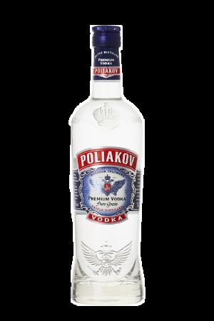 POLIAKOV VODKA 37,5° 70CL