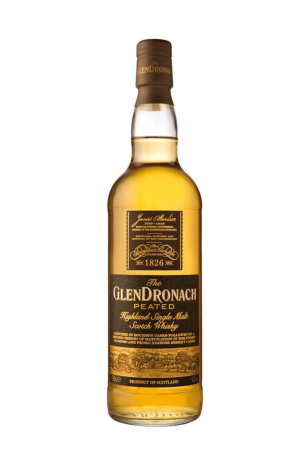 GLENDRONACH PEATED WHISKEY 46° 70CL