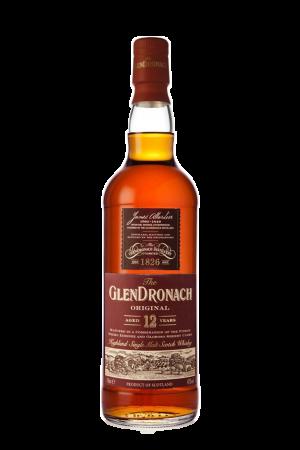 GLENDRONACH 12 ANS WHISKEY 43° 70CL