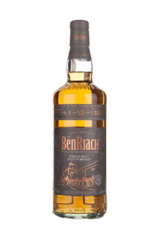 BENRIACH 10 ANS WHISKEY 43° 70CL
