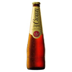 CROWN LAGER 4,9° 37,5CL