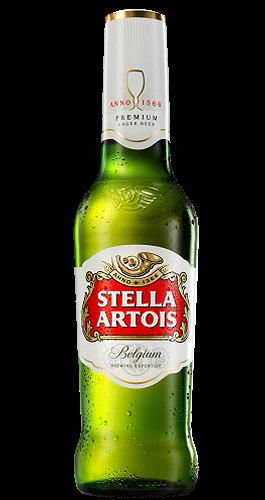 STELLA ARTOIS 4,81° 33CL