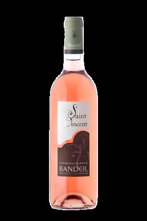 BANDOL SAINT VINCENT Rosé 2016 75CL
