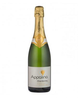 APPALINA CHARDONNAY VIN PETILLANT 75CL SANS ALCOOL