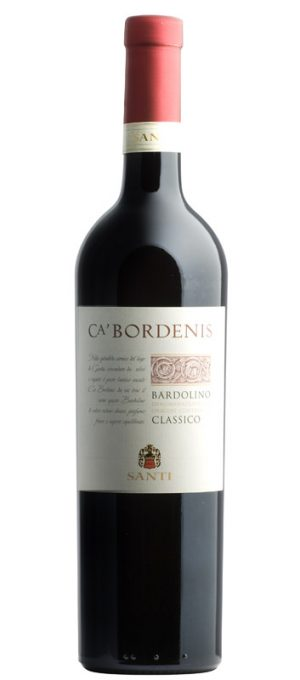 BARDOLINO CLASSICO BORDENIS R16 75CL