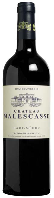CHATEAU MALESCASSE ROUGE 2016 75CL