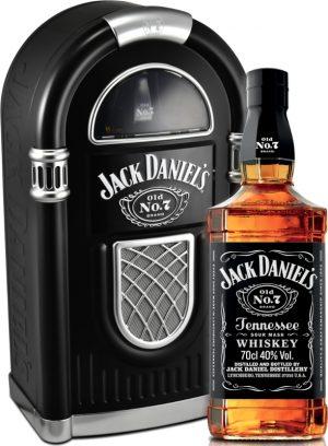 JACK DANIEL COFF JUKEBOX 70CL 40°