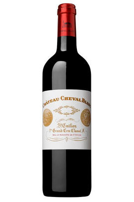 CHEVAL BLANC ROUGE 2007 75CL