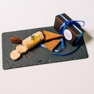 Terrine mi-cuit Foie Gras de canard du Château Royal