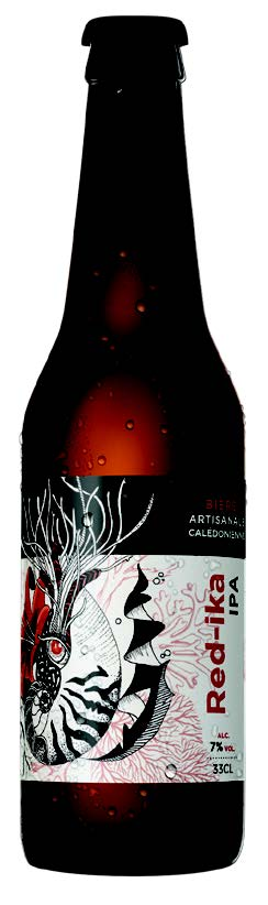 RED-IKA IPA 7° 33CL